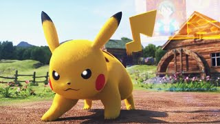 Pokken Tournament Opening Intro Trailer (Pokemon 2015 / 2016 Game)