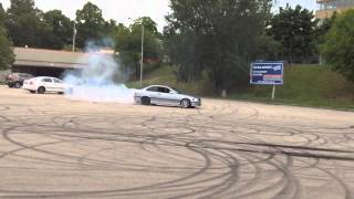 BMW 318is M44, Bmw e36 drift Brno, Czech Republic, music: Sigma - Nobody To Love (Grum Radio Edit)