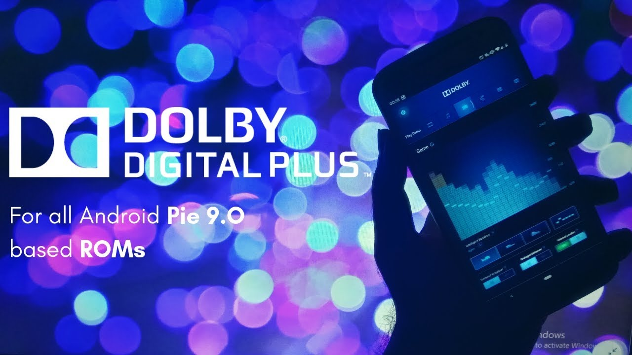 Dolby For Whyred Pie