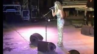 Myriam Fares in Algeria 13-07-2012 part 1