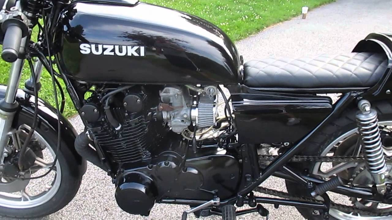 78 gs750 011 - YouTube