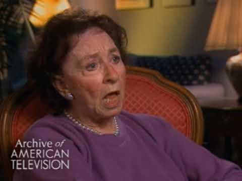 "Producer Meta Rosenberg on ""The Americanization of Emily"" - TelevisionAcademy.com/Interviews"
