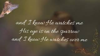 His Eye Is On the Sparrow - Kimberly Stephens