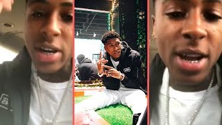 NBA YoungBoy Speaks On Pretty Girls Not Knowing Their Pretty Until Its Too Late and Image Messed Up