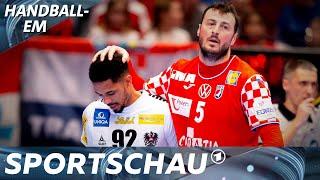 Handballer mit Herz - Dominik Klein trifft Domagoj Duvnjak   Sportschau