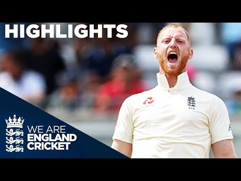 Stokes Inspires England To Dramatic Victory | England v India 1st Test Day 4 2018 - Highlights