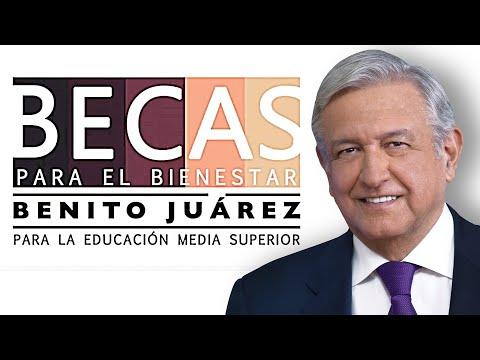 Becas Benito Juarez Proceso de Registro | AMLO otorga desde Enero 2019