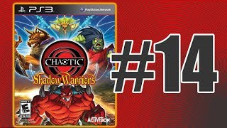 Let's Play Chaotic Shadow Warriors Part 14 | Puzzles