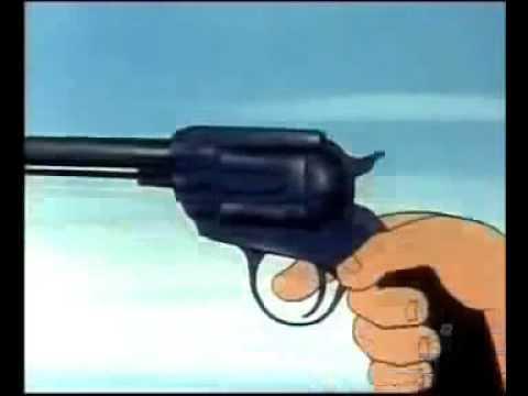 Doreamon malay version -pistol angin