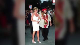 La relation entre Lady Diana et Luciano Pavarotti enfin dévoilée