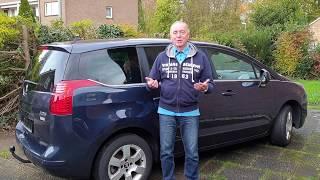 Авто из Голландии от VNZ AUTO. Получение и проверка Peugeot 5008 1.6 HDI купленного на аукционе.
