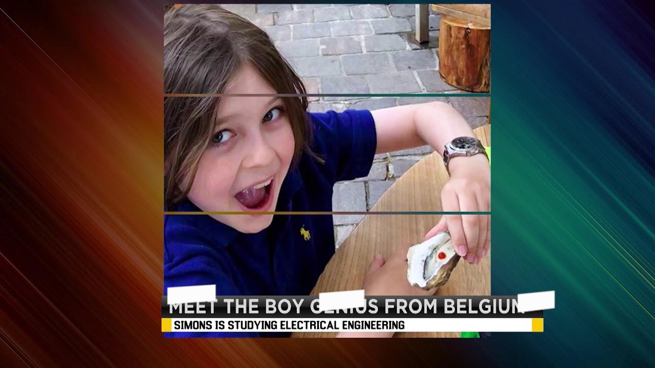 Gravitas: Meet The 9 Year Old Genius from Belgium