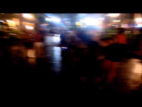 Zoukers in Hanoi - Social dancing with Javi and Sam