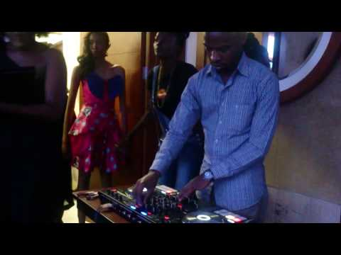 DJ Hitch Live @ Concord Hotel for Nairobi Fashion Week