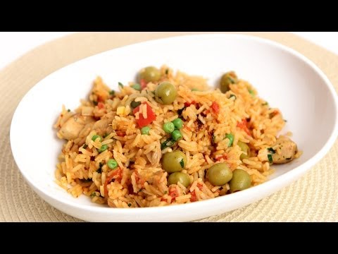 One Pot Chicken & Rice Recipe - Laura Vitale - Laura In The Kitchen Episode 768