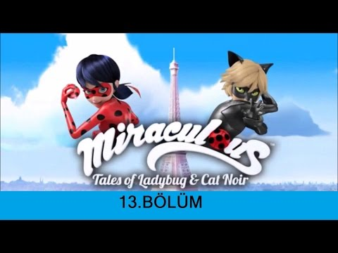 Mucize: Uğur Böceği İle Kara Kedi 13. Bölüm (Pandomim) Türkçe Dublaj