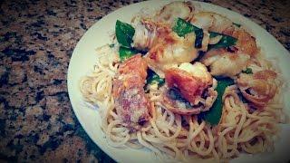 Stir Fried Lobster Noodles with Cheese 芝士龍蝦伊麵 Ep.9