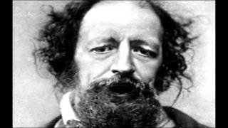 """Alfred, Lord Tennyson """"The Charge of the Light Brigade""""Wax Cylinder Poem animation"""