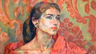 Maria Callas - Tosca - Vissi D'Arte, Vissi D'Amore