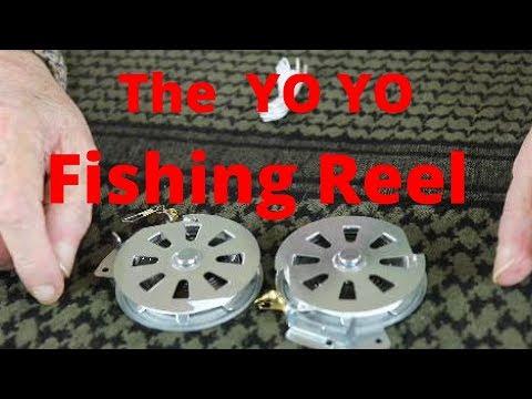 YO YO Fishing Reel