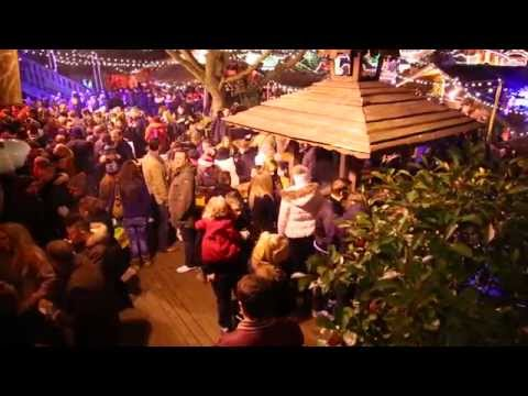 The World Famous Bavarian Village @ Winter Wonderland, Hyde Park London