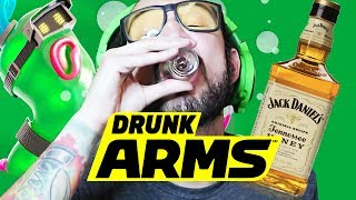 DRUNK ARMS