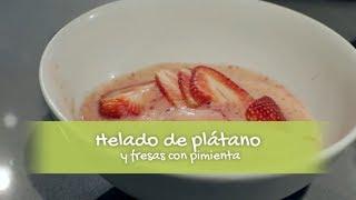 Youtube evento bio helado de fresas con pimienta negra y pltano solutioingenieria Image collections