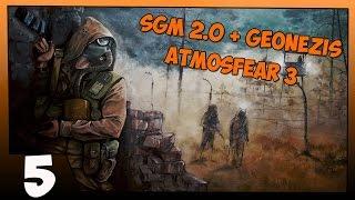 Stalker SGM 2.0 + Geonezis + Atmosfear 3 Прохождение - Часть #5[Ingram Mac10 и Контейнер Коряги](, 2015-06-03T14:12:26.000Z)