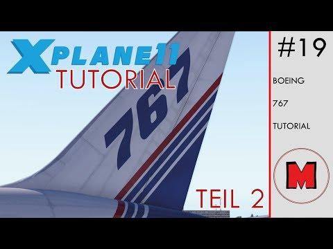 Download X Plane 11 Flightfactor Boeing 767 Von Wien Nach Frankfurt