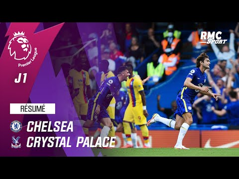 Résumé : Chelsea 3-0 Crystal Palace – Premier League (J1)