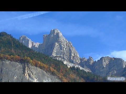 Les montagnes des Alpes et de Haute Savoie