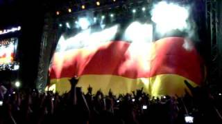 Rammstein Quebec 2010 - Opening/Ouverture-1 Thumbnail