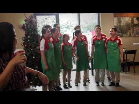 Starbucks Joymakers