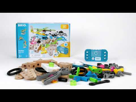 BRIO Builder - 34591 Builder Motor Set