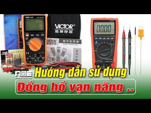 мультиметр victor vc97