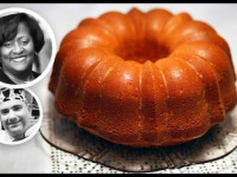 Baker Dave Presents  Sour Cream Pound Cake