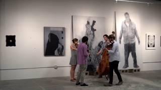 Desert Quill Quartet @ NOH / WAVE (live excerpt)