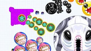 HOW TO TROLL TEAMS IN AGARIO + INSANE REVENGE (Agar.io Mobile Solo Revenge Gameplay)