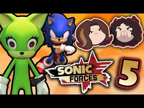 Sonic Forces: Working Together At Last! - PART 5 - Game Grumps - Cмотреть видео онлайн с youtube, скачать бесплатно с ютуба
