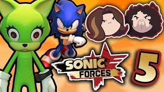 Sonic Forces: Working Together At Last! - PART 5 - Game Grumps