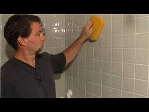 Bathroom Tiling : How to Seal Ceramic Tiles in a Bathroom