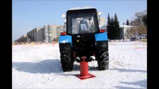 видео Игры Гонки на тракторах