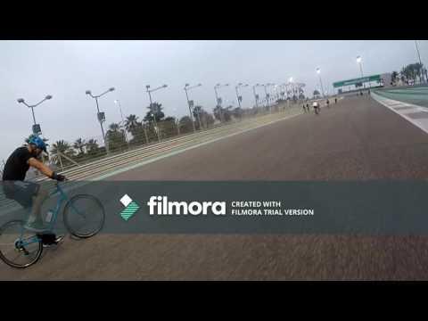 Abu DHabi Sport city