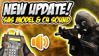 CS:GO SAS MODEL UPDATE & NEW C4 SOUND! New Operation Coming Soon??