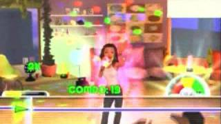 Karaoke Revolution - PS2 - 01 - The Party - Like A Virgin