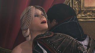 Assassin's Creed Brotherhood Da Vinci Disappearance - Lucrezia And Ezio Romance Scene