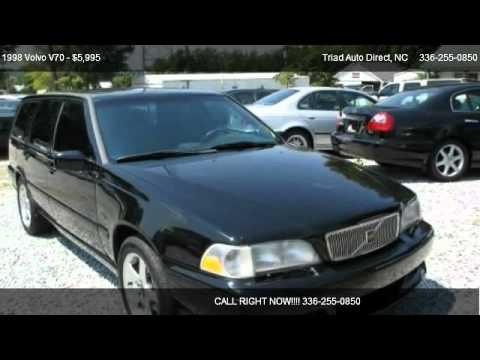 1998 Volvo V70 R - for sale in Greensboro, NC 27409