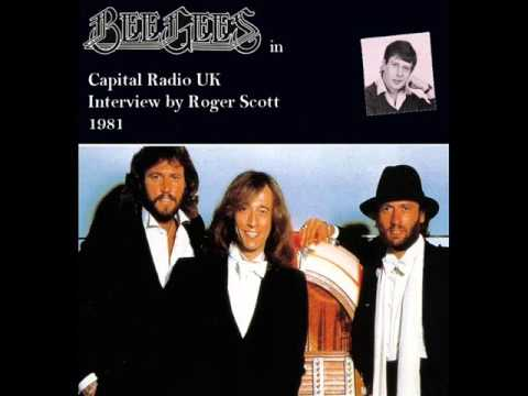 Bee Gees - Capital Radio Interview UK  - 1981