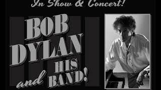Bob Dylan and His Band Firefly Music Festival Dover, Delaware June 17, 2017