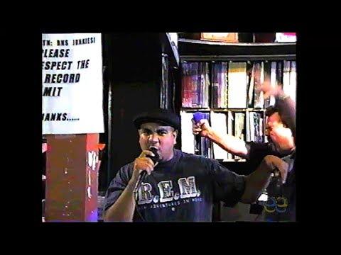 OMD (Of Mexican Descent) & CVE (Chillin' Villain Empire) @ Beat Non Stop 1998